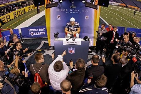 Super Bowl Media Day