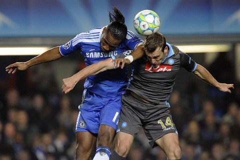 Chelsea Napoli Drogba