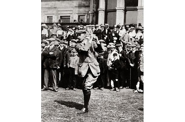 Harry Vardon, circa 1905