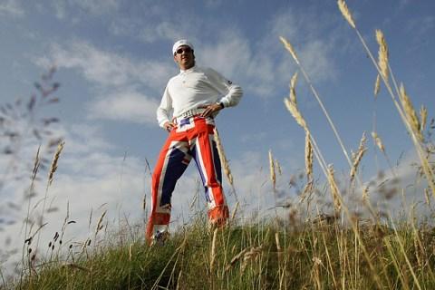 Ian Poulter, 2004 British Open