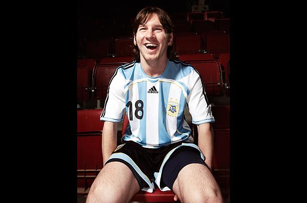 Lionel Messi, Argentinian Striker