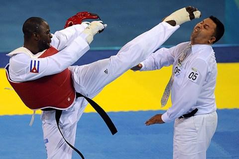 2008 Beijing Olympics, Angel Matos