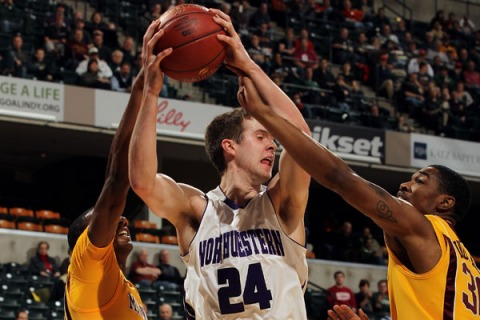 Big Ten Basketball Tournament - Minnestoa v Northwestern