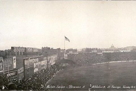 1914 Green Monster