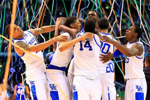 Kentucky Wildcats Wins