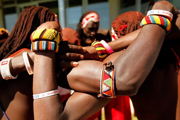 The Maasai Cricket Warriors