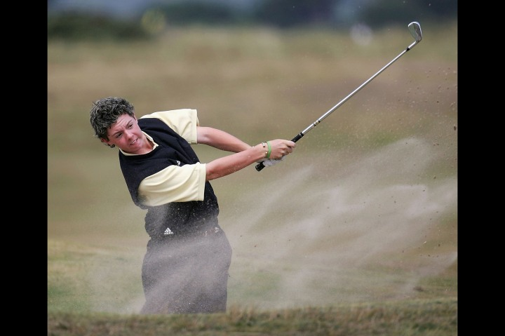 2004: The Junior Ryder Cup