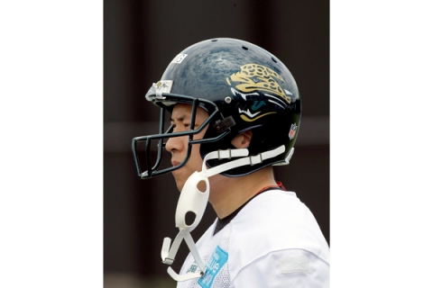 Jaguar's Newest Kicker, Long Ding
