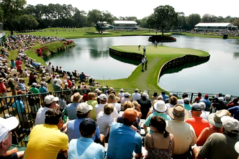 Players Championship Golf