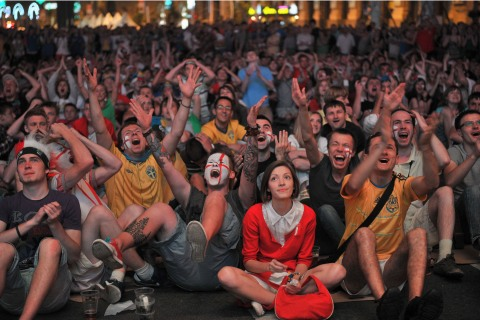 Euro fans