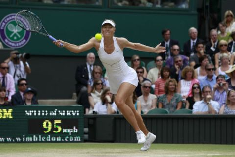 Maria Sharapova_wimbledon 2011