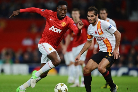 Manchester United v Galatasaray - UEFA Champions League