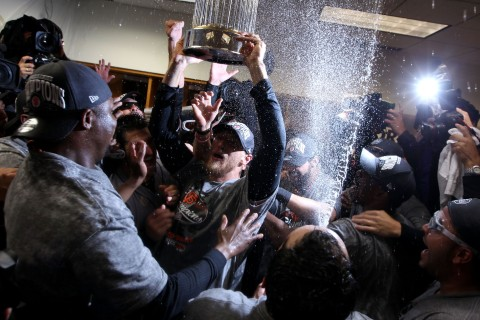 The World Series in Pictures