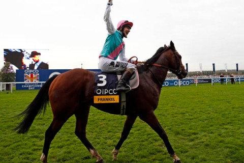 Tom Quealy on Frankel