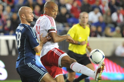 MLS 2012 - Oct 20 - Kansas City at New York Red Bulls