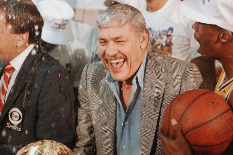 Los Angeles Lakers owner Jerry Buss died at the age of 79.