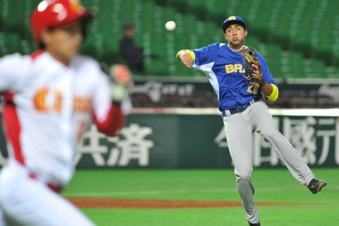 China vs. Brazil World Baseball Classic