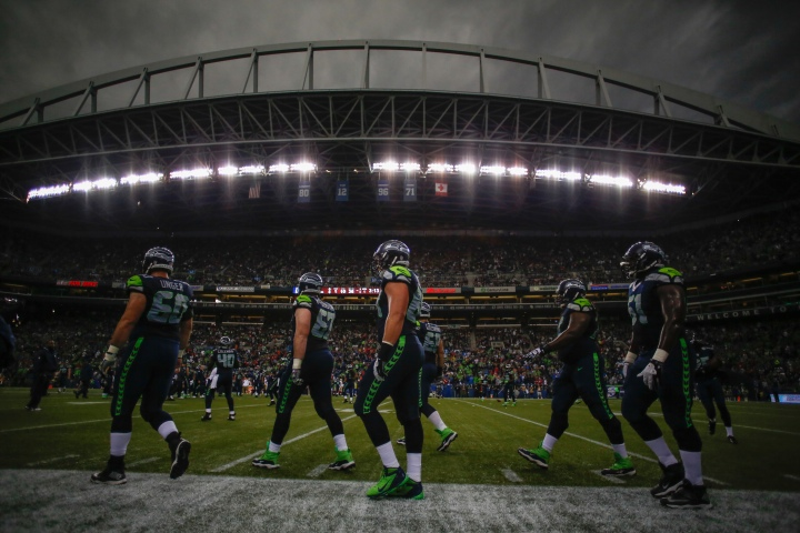 How Centurylink Field In Seattle Broke The Guinness Noise Record Time Com