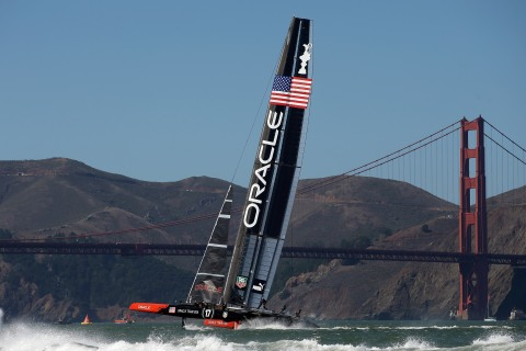 America's Cup - Finals Races 17 & 18