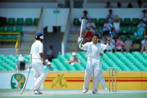Tendulkar: Perth 1991, scored a breathtaking 114 (2)