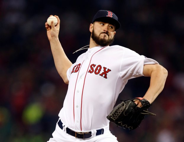 MLB: World Series-St. Louis Cardinals at Boston Red Sox