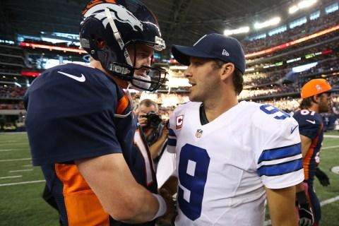 NFL: Denver Broncos at Dallas Cowboys