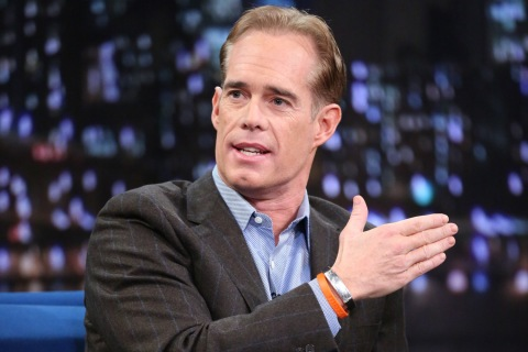 Joe Buck on Late Night with Jimmy Fallon