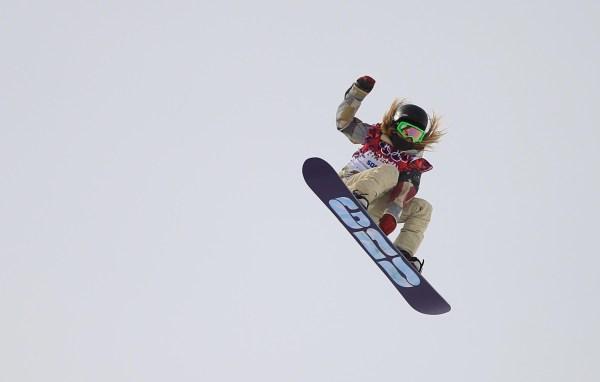 Jamie Anderson Wins Winter Olympics Snowboarding ...